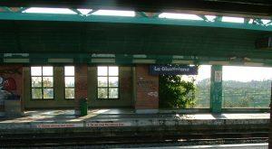 stazione la giustiniana